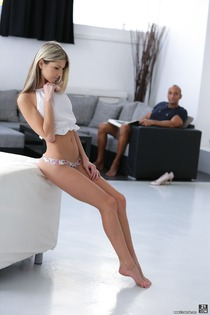 Slim Blonde Doris Ivy Enjoys Hot Foot Fetish Sex-00