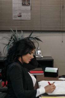 Horny Boss Romi Rain Fucks In Her Office-00