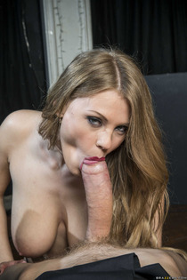 Busty Pole Dancer Viola Bailey Gets Cum On Her Tits-08