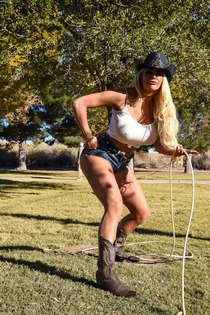 Cock Hungry Cowgirl-00