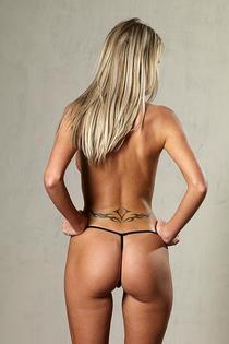 Blonde Simona shows off her tiny, tight panties-03