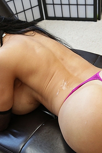 Amy Anderssen Ass Jizzed-14