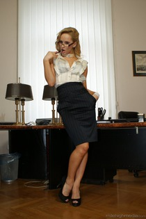 Office Sluts Aleska Diamond-11