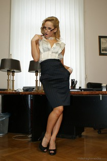 Office Sluts Aleska Diamond-12