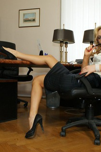 Office Sluts Aleska Diamond-15