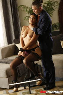 Hotwife Alix Obeys Every Command-10