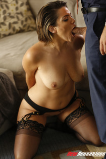 Hotwife Alix Obeys Every Command-11