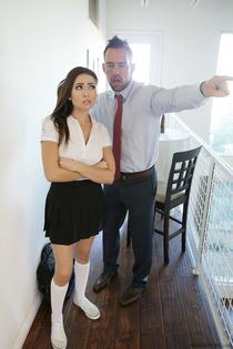 Naughty Schoolgirl Melissa Moore Gets Fucked-09