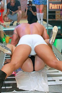 Mega Sex Party In The Club-11