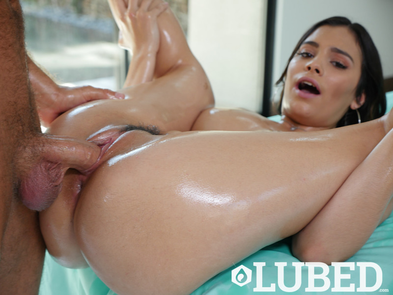 Hot Latina Slut Violet Starr Oiled And Fucked Hard 3