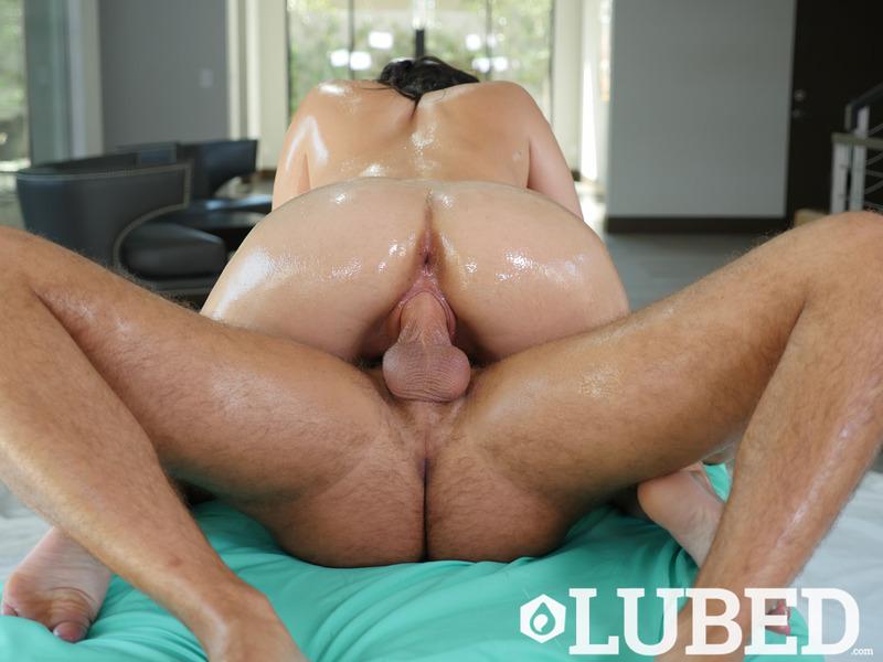 Hot Latina Slut Violet Starr Oiled And Fucked Hard 8