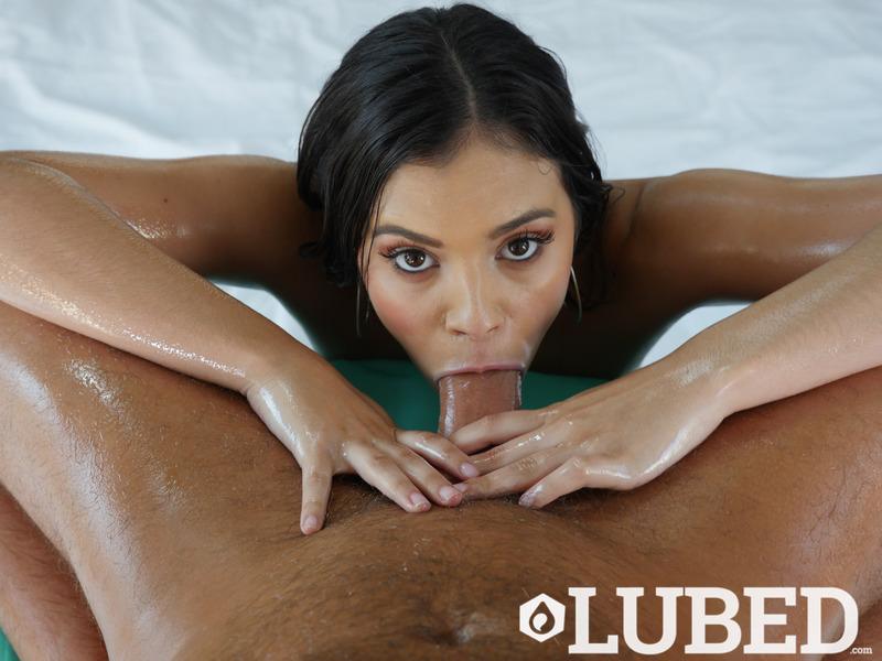 Hot Latina Slut Violet Starr Oiled And Fucked Hard 10