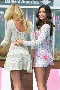 Candice & Miranda