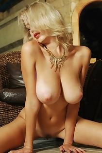 Katja Big Boobed