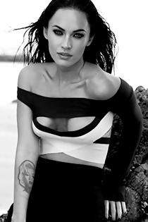 Megan Fox Stunning Babe