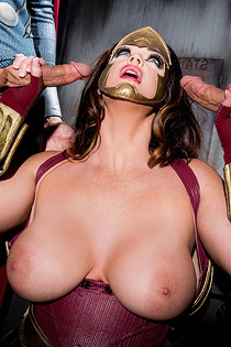 Amazon Alison Tyler Between Batman And Superman