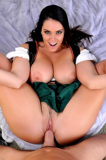 Busty Alison Tyler Gers Drilled
