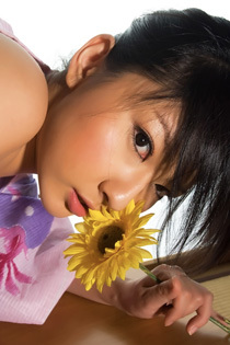 Thai Babe Megumi Haruka In Sexy Kimono Pics Gallery