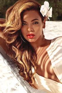 Hot Ebony Celebrity Beyonce Knowles
