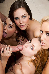 Bobbi, Breanne, Gracie & Lexi