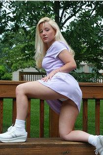Park Day Panty Teen Tease-08