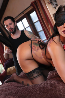 Dirty Bitch Romi Rain Gets Whipped And Fucked-01